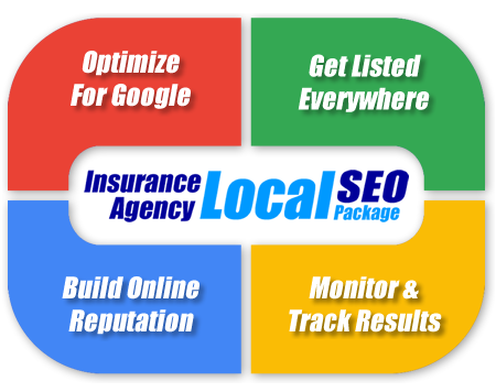 local seo ranking factors for insurance agents