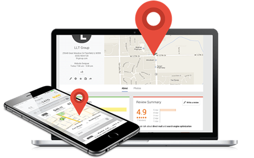 multi-location seo for insurance carriers