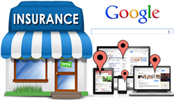insurance search engine optimization services