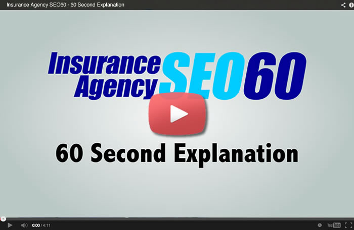 insurance agency seo 60 explanation video