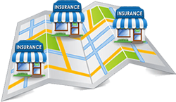 mutliple location insurance marketing solutions