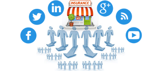 social media marketing for insurance agents