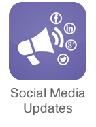 social media updates for large insurance agencies