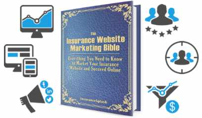 insurance agency website marketing ebook